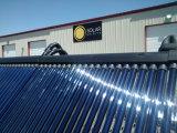 Collecteur thermique solaire divers pour le projet de chauffage d'eau chaude