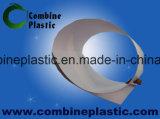 Feuille chaude de mousse de PVC des ventes 2.8mm annonçant le laminage UV