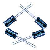 Размер Tmce02 электролитического конденсатора Pupolar 50V алюминиевый миниатюрный