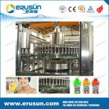 Maquinaria de enchimento quente do suco de alta velocidade