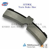 Train를 위한 높은 Technology Composite Material Brake Pad