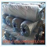 Pano compatível da fibra de vidro 400GSM da resina Epoxy para o barco