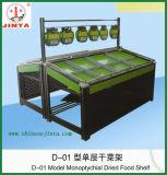 Стеллаж для выставки товаров фрукт и овощ супермаркета (JT-G20)