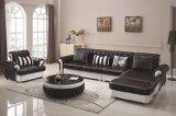 L insieme moderno del sofà del cuoio del sofà di figura