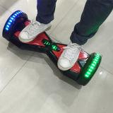 Ce Escooter approuvé avec la planche à roulettes de roues de pouce 2 de l'agneau 8 de couleur de Bluetooth Romote