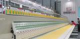 Machine automatisée neuve de broderie avec 15 couleurs pour le tissu