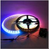 Il LED, striscia dell'indicatore luminoso dei 5050 LED, impermeabilizza 60 LED per striscia LED di RGB del tester