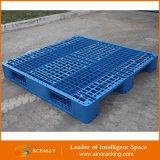 Plataforma plástica resistente del almacén para la venta