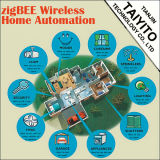 Iot Domotic Zigbeeのホーム・オートメーションのWiFi制御RS485/433MHzスマートなホームシステム
