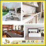 Home를 위한 회색 Artificial Quartz Stone & Hotel Countertops 또는 Tiles