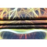 カスタム人の流行の綿の上プリントトラUの形のベスト