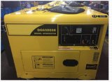 3kVA 5kVA 10kVA 5kw 10kw 100%년 Copper Wire 또는 Single Phase AC220V50Hz Diesel Generator/Silent Type Diesel Engine Generator
