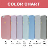 iPhone 5s/6/6plusのための高品質Colorful TPU Ultra Thin Mobile Phone Case