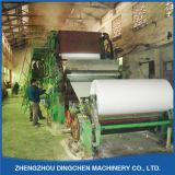 (DC-1575mm) Linha de produção pequena do papel de cópia do papel da impressão do molde A4