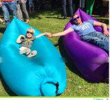 Nuevo un bolso de aire perezoso inflable al aire libre funcional el dormir de la lugar frecuentada de la boca 2016, sofá puesto del aire de Gojoy del bolso