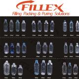 Tribloc kleine Flasche Rinser Füller-Mützenmacher-Wasser-Füllmaschine
