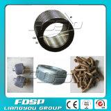 Le rouleau Shell de granule de pièces de rechange pour l'alimentation aquatique de volaille de bétail granulent le moulin