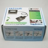 Yatour Yt-M06 Aux/USB no adaptador de Bluetooth do carro no áudio profissional do carro