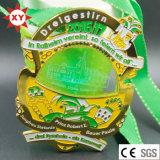 Medalla superior del deporte del metal del precio de fábrica de la venta
