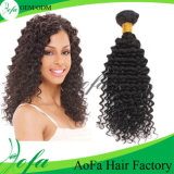 Thick No Split Human Virgin Hair Weaving Hair Extension