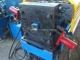 Rolo quente do conduto pluvial do quadrado do metal da venda que dá forma à maquinaria para Rainspout