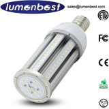 36W E27 Base Aluminum LED Outdoor Road Lamp con Ce/RoHS/ETL Certificated