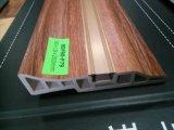 CK lamellierten die Bodenbelag Belüftung-Sockelleiste, die von Aluminum Strip verziert wurde