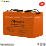 工場直売の保健及び安全性のゲル電池12V 100ah
