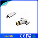 Mini USB de la memoria del mecanismo impulsor del flash del USB del metal de la alta calidad