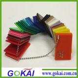 Materielles Acrylacrylsauerblatt