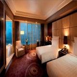 Mobilia della camera da letto di affari dell'hotel del doppio standard