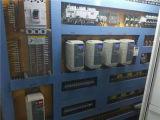 El PLC controla la velocidad usada de la máquina seca de la laminación para la película plástica