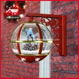 Molino de viento de la lámpara de pared para la Navidad Fiesta Home con luces LED