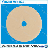 Limpeza da cicatriz de Silcione da forma da tampa do bocal do revestimento protetor de tela