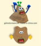 Compartimiento de lujo - la arena creativa DIY del juego de la arena del movimiento de la arena del conjunto embroma los juguetes educativos del juguete