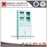 Gabinete simples do metal das gavetas do armazenamento do gabinete de arquivo (NS-ST025)