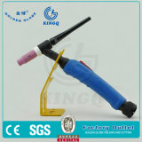 Accessoire refroidi à l'eau de gros de soudure de Kingq Wp-18 TIG du prix d'industrie