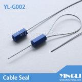 Tirer les joints serrés de câble avec le laser ou les impressions chaudes