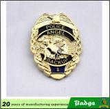 La policía de encargo de la carpeta Badge la divisa del oficial de la divisa de la seguridad