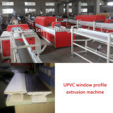 Guichet de PVC UPVC de Sjsz et machine d'extrusion de profil de porte