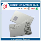 Cartão plástico personalizado alta qualidade do PVC da impressão