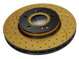 Rotors forés de frein avec la bonne qualité