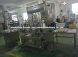 Automatisches Sauce Jam Filling Machine mit Capping Labeling Line