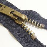 Garments를 위한 2016 5# 고대 Metal Zipper