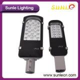 luz al aire libre de la yarda de la lámpara del camino de la luz de calle de 24W 12W LED