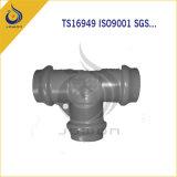 CNCのTs16949の機械化の部品の鉄の鋳造の管