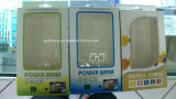 Vakje van het Document van de fabrikant het Plastic voor de Bank van de Macht (plastic giftpakket)