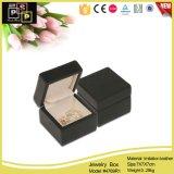 De China do fornecedor do papel de couro caixa 2016 de jóia barata roxa pequena