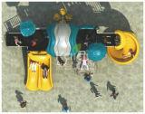 Kaiqi der mittleren Spielplatz-Gerät Qualitäts-Kinder - erhältlich in vielen Farben (KQ50080A)