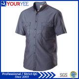 De in het groot Mechanische Korte Koker Workwear van de Overhemden van het Werk (YWS112)